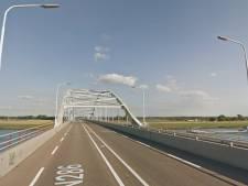 Thoolse brug twee nachten dicht