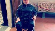 De vakantie van Elton John loopt op wieltjes