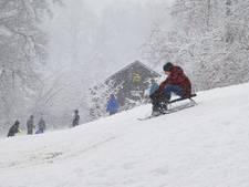 'Sneeuwdek Europa zakt 12 cm per decennium'