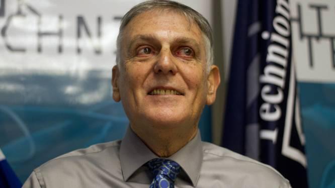 Israëliër Daniel Shechtman krijgt Nobelprijs Scheikunde