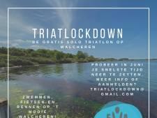 'Triatlockdown': kies je eigen moment voor een heuse triatlon op Walcheren