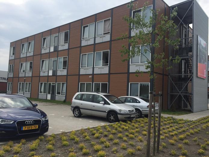Het arbeidershotel in Waalwijk wordt naar dit Boskoopse voorbeeld gemaakt.