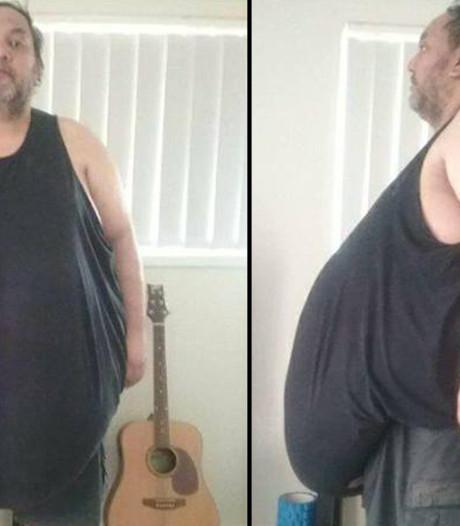 Thomas droeg 300 kilo én groot geheim met zich mee: Door het te delen, veranderde alles
