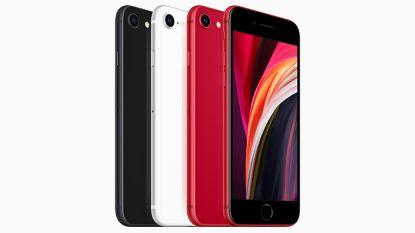 Apple lanceert langverwachte nieuwe iPhone SE: kost 489 euro