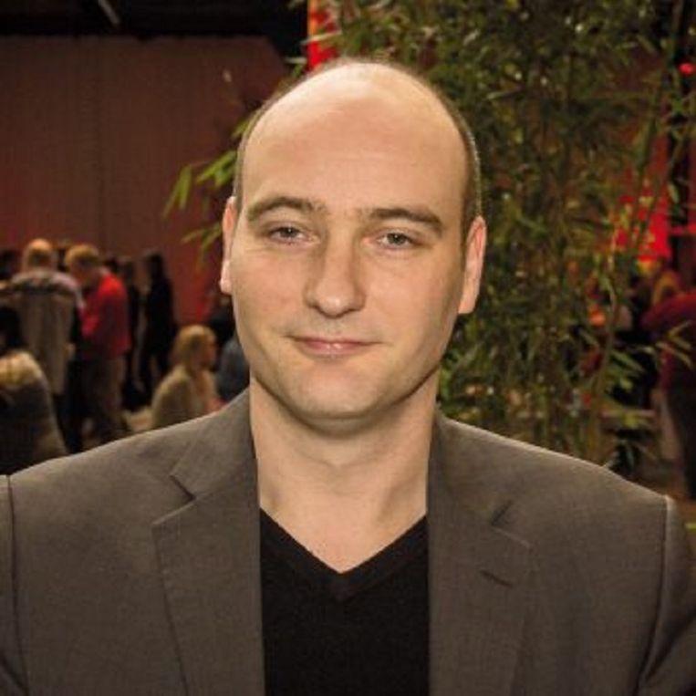 Tweede Kamerlid Jasper van Dijk (SP) Beeld SP.nl
