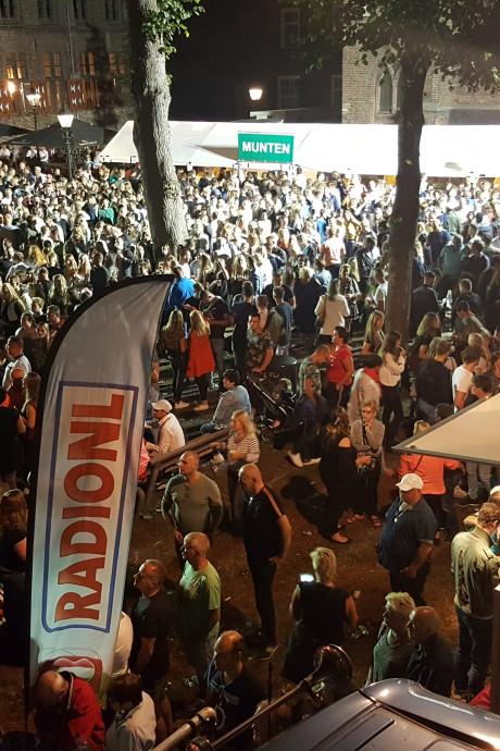 Stratenfestival Zwolle gered, maar zonder hoofdpodium