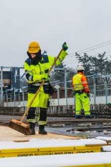 Kou vertraagt bouw stationsgebied Driebergen-Zeist, maar geplande oplevering komt niet in gevaar
