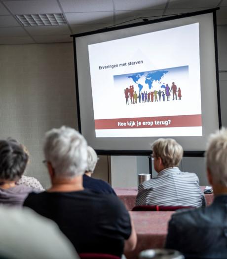Interactieve lezing over het levenseinde in Aarle-Rixtel: 'Praten over je eigen levenseinde is niet makkelijk, wel verstandig'