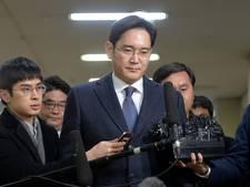 Topman Samsung gearresteerd in Zuid-Koreaans corruptieschandaal