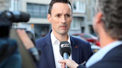"""OOSTENDE: Björn Anseeuw: """"Wij willen meewerken aan nieuw bestuur met Bart Tommelein"""""""