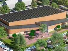 Alle zonnepanelen op dak nieuwe Kaatsheuvelse sporthal De Werft verhuurd