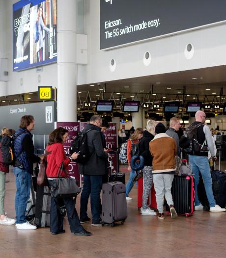 Bonne nouvelle pour les touristes qui partent de Zaventem ce week-end