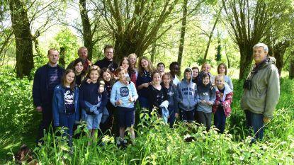 Leerlingen Sint-Catharinacollege ontdekken de Markvallei