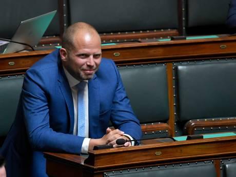 Theo Francken plaide pour un accord historique entre nationalistes et sociaux-démocrates