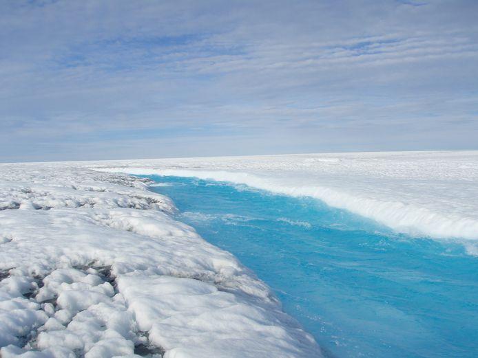 Het Groenlandse ijs.