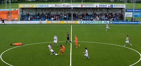 FC Lienden ligt uit de beker na rake penalty van HHC Hardenberg