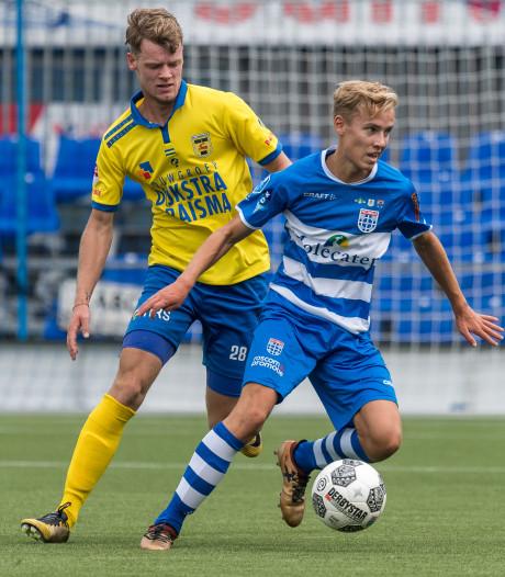Dean Huiberts (19) tekent voor drie jaar bij PEC Zwolle