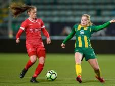 FC Twente Vrouwen aan kop na knappe zege op ADO Den Haag