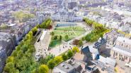 """""""Van een stenen vlakte naar een groene stadstuin"""": stad selecteert ontwerper voor heraanleg Grote Markt"""