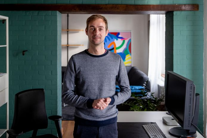 Ronald uit Meldert bij Aalst had jarenlang een bedrijf in event-sector, maar is nu failliet.