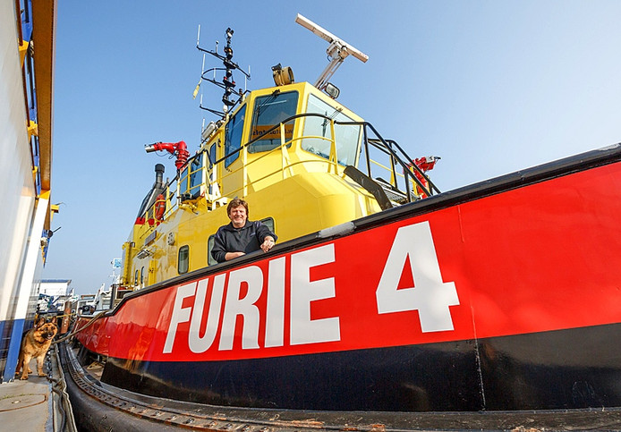 Blusboot Furie 4.
