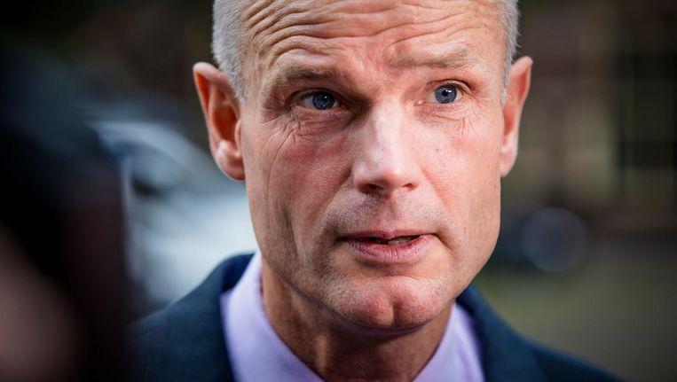 Minister van Buitenlandse Zaken Stef Blok Beeld ANP