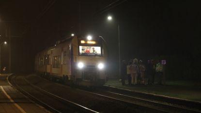 Treinverkeer onderbroken door wanhoopsdaad