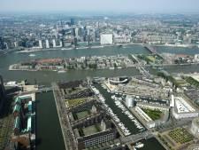 Drijvende huizen en kantoren? Rotterdamse wateratlas moet mogelijkheden in beeld brengen