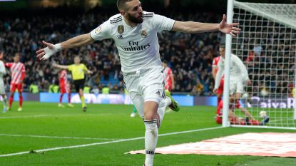 Football Talk. Real Madrid laat langs Girona in Copa del Rey - Iran treft Japan in halve finale Asian Cup - IJstaart voor Preud'homme - Hazard mogelijk out bij Gladbach