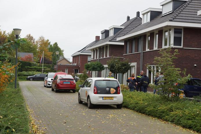 Postbezorger overvallen in Waalwijk.