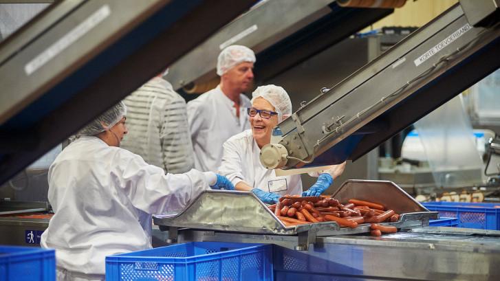 Osse worstenfabriek groeit weer onder nieuwe baas: 'Dan volgt de trots op het merk vanzelf'
