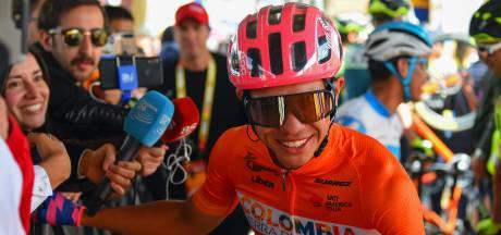 Higuita houdt stand en wint Ronde van Colombia