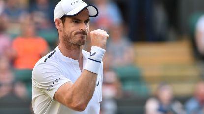 Andy Murray beleeft triomfantelijke terugkeer op Wimbledon