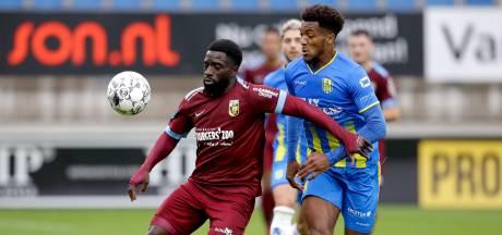 RKC-verdediger Delcroix: 'We hadden Vitesse naar huis moeten spelen'