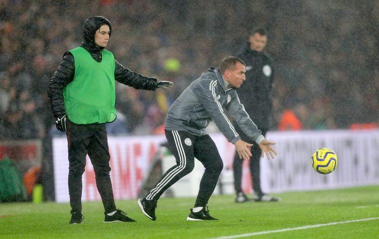 Leicester City-coach Brendan Rodgers is altijd een goeie trainer geweest.