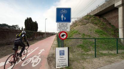 Voortaan staan lokale besturen in voor onderhoud fietsostrade