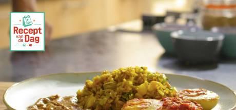 Recept van de dag: Makkelijke nasi goreng