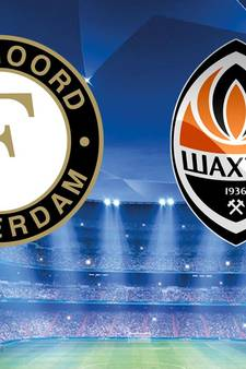 LIVE: Feyenoord schiet uit de startblokken met twee goede kansen