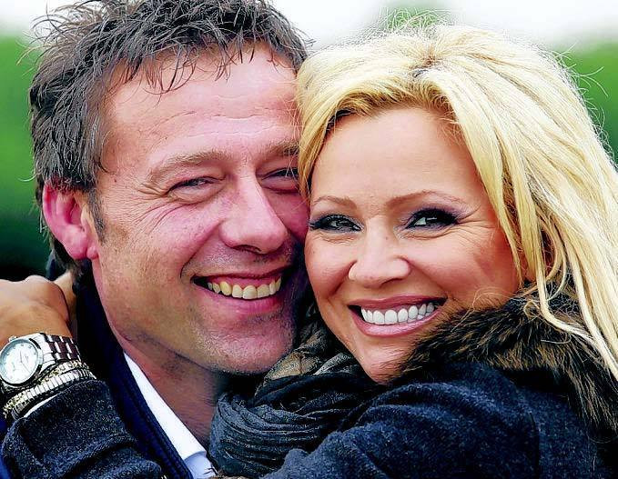 Peter Mijnen en Tatjana Simic.