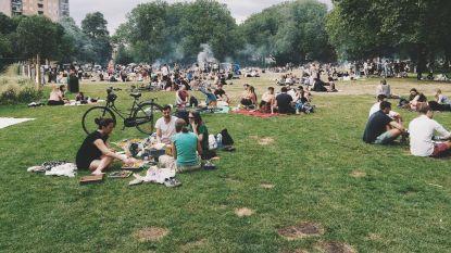 Organiseer snel een zomerse picknick want Deliveroo levert nu ook in parken