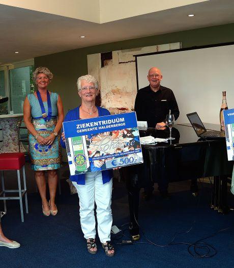 Wensboom van Rotaryclub Halderberge is weer 'geplant'