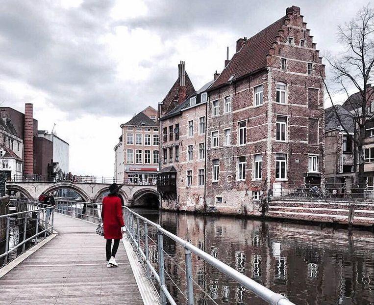 Het Dijlepad in Mechelen.