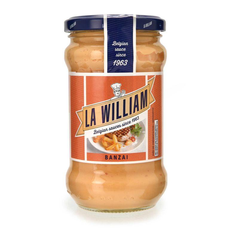 Banzaï-saus van La William
