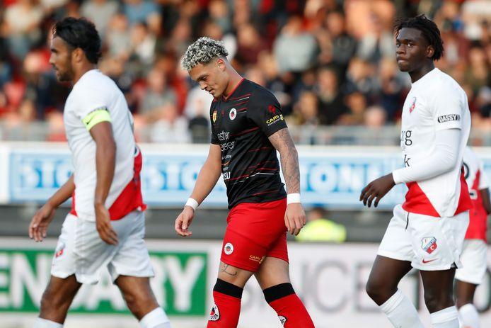 Joël Zwarts werd uitgeroepen tot man van de wedstrijd.
