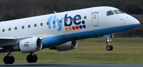 'Flybe ontkent: Wij genieten geen speciale behandeling van Britse overheid'