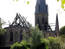 Raad Amstelveen steunt herbouw afgebrande Urbanuskerk