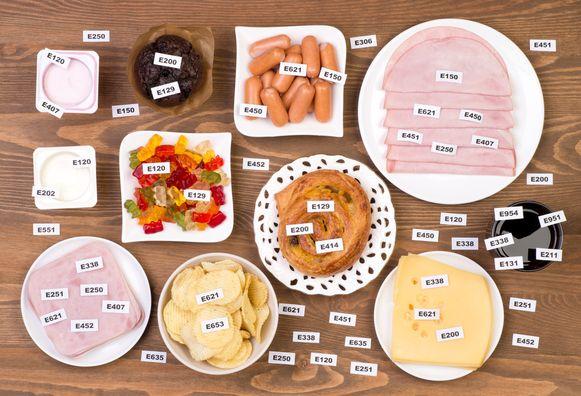 E-nummers in ons voedsel, moeten we ze vermijden of niet?