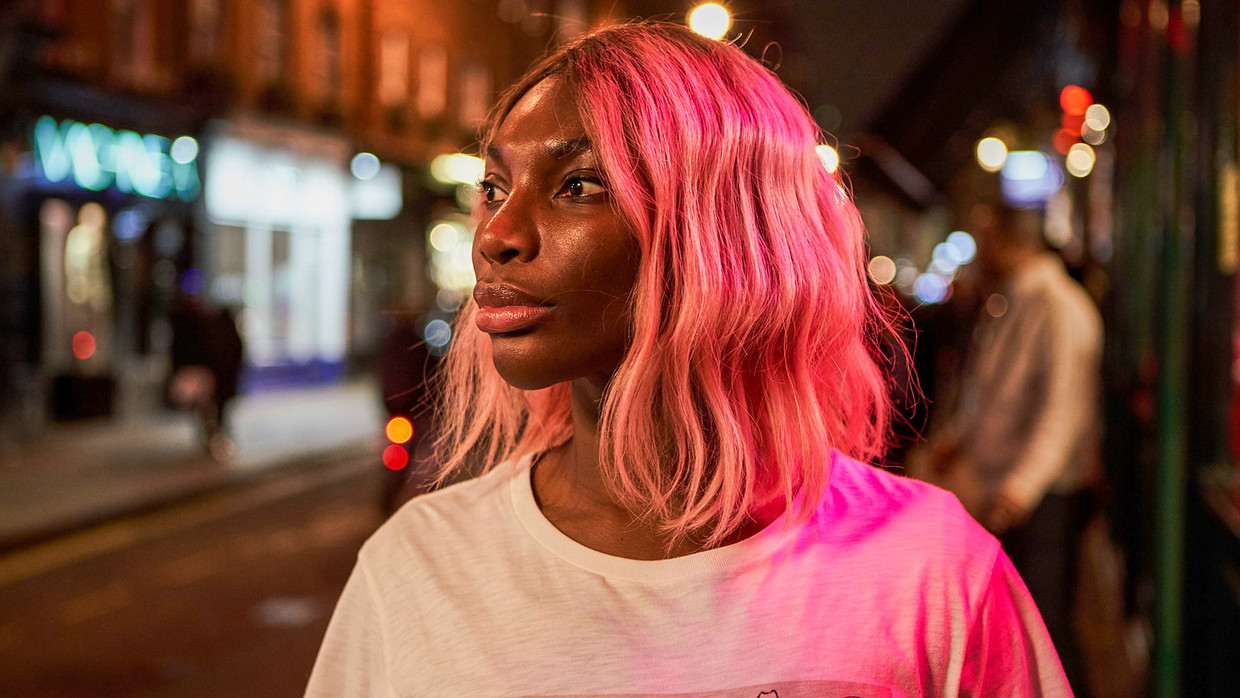Michaela Coel in 'I May Destroy You'. Beeld BBC