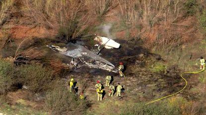 Vier doden bij crash vliegtuigje in VS