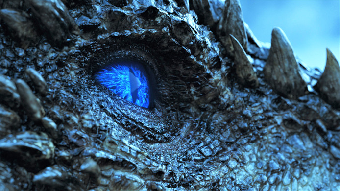Normaal gesproken zijn draken alleen te zien in fantasieboeken of -films, zoals Game of Thrones.